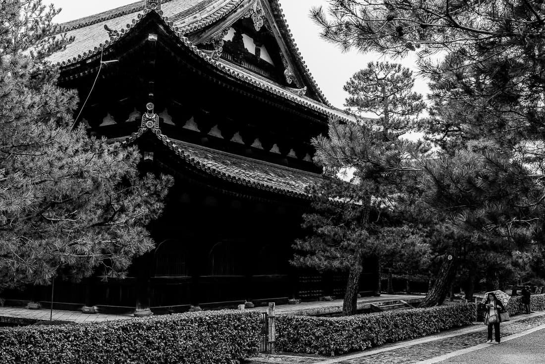 大徳寺の法堂