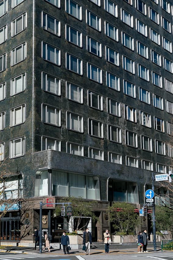 Shin-Yurakucho Building