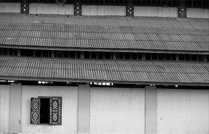 ワット・シェーンジャイの窓