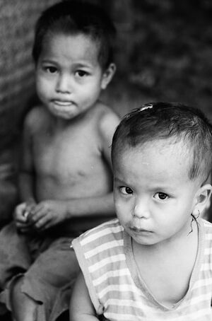 Two little boys