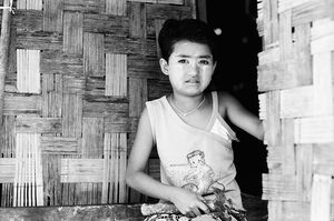 Betty Boop printed on chest