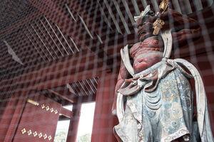Statue of Nio