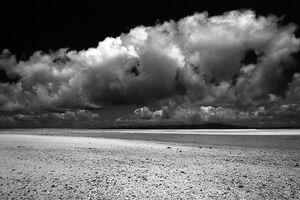 deserted Kondoi beach