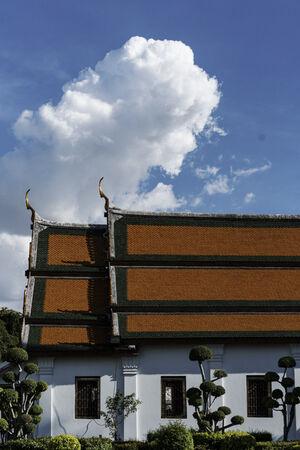 Chofa in Wat Arun