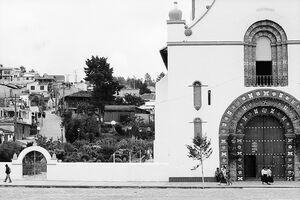 Facade of Templo de San Juan