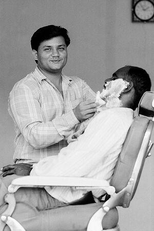 Berbar shaving