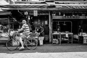 Stores in Bailan Market