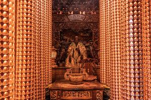 Altar in Wenchanggong
