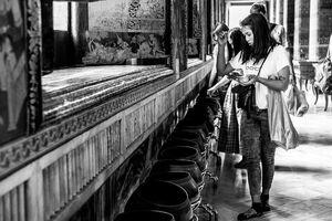 Jars in Wat Pho