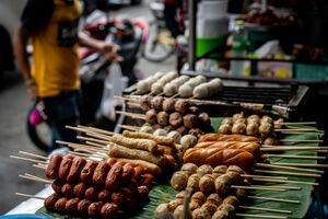 タイのソーセージ
