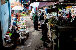 Kanoman market