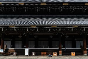 東本願寺の御影堂