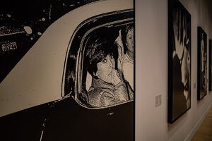 Photos of Daido Moriyama