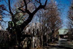 諏訪山吉祥寺の釈迦如来坐像