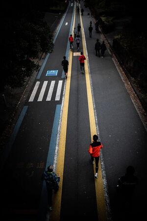 Komazawa Olympic Park Running Course
