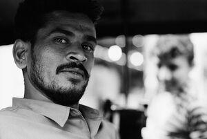 Driver of auto rickshaw