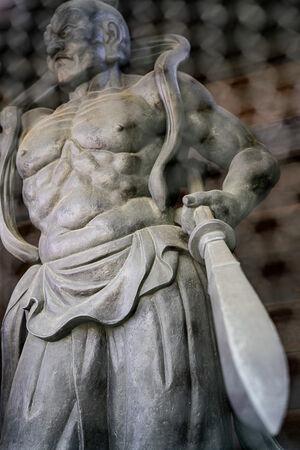 乗蓮寺の仁王像