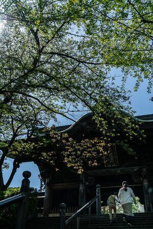 Gate of Joren-ji