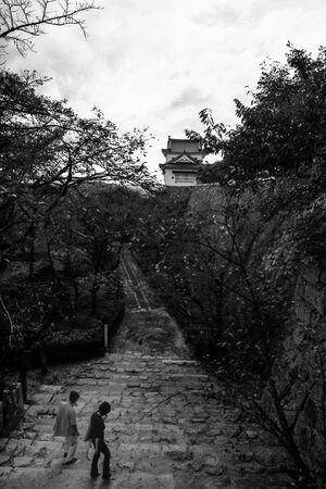 Turret of Tsuyama castle