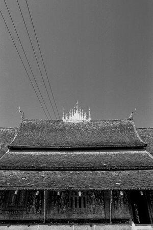 ルアンパバーンにあるワット・シェントーン