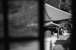 Architectures in Tetsugakudo Park