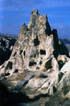 rock of cappadocia
