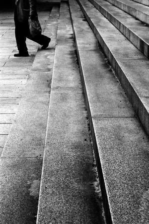 明治神宮の階段