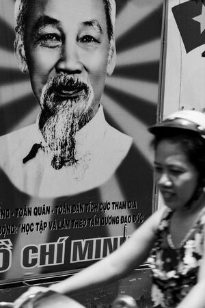 Poster of Ho Chi Minh