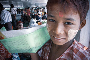 Little vendor