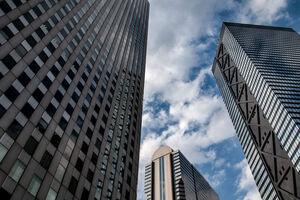 新宿の高層ビル
