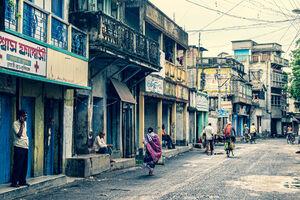 Pastoral street