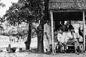 喫茶店の男たち