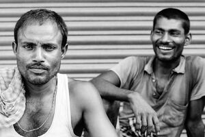 Two laborers