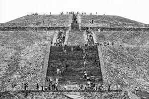 Pyramid of sun