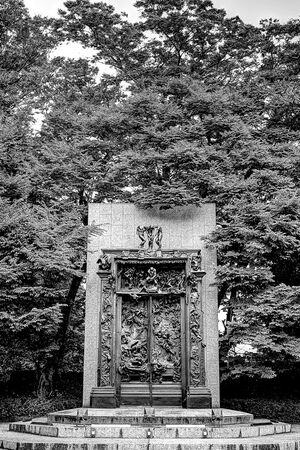 The Gates of Hell by Rodin