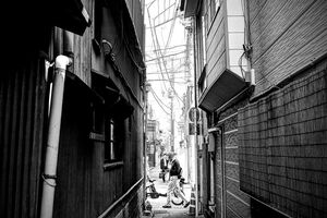 Alleyway in Yanaka