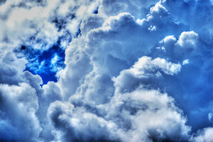 Forcible clouds