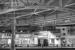 shops under railway