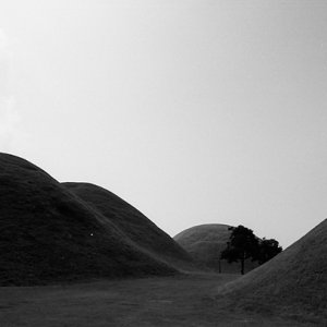 Ancient tombs in Gyeongju