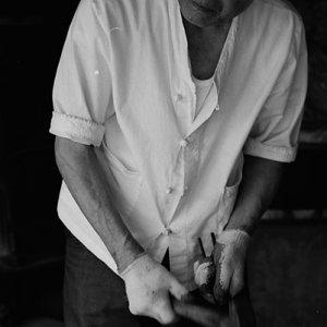 楽安邑城民俗村の鍛冶職人
