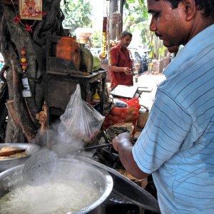 米を炊いた男
