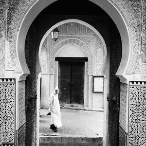 シュラビリン・モスクのアーチ