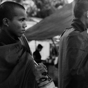 二人の僧侶