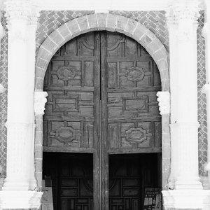 トラスからのサンホセ教区教会