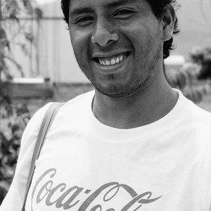 Coca Cola salesman