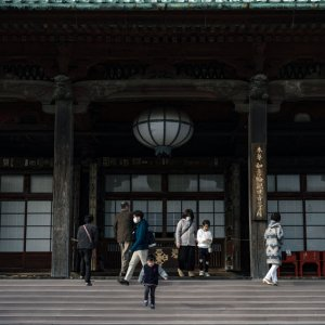 護国寺の本堂