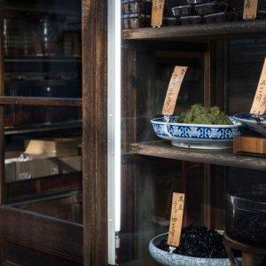 Old fashioned delicatessen