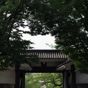 Kitahanebashi Gate in Imperial Palace