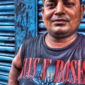 T-shirt of Guns N' Roses