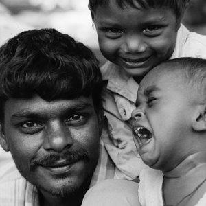 Three faces of parent and children